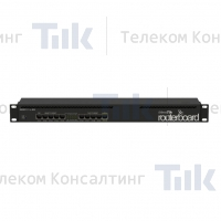Изображение Маршрутизатор MikroTik RouterBoard RB2011iL-RM