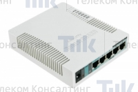 Изображение Маршрутизатор MikroTik RouterBoard RB951G-2HnD