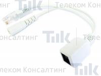 Изображение Кабельная сборка MikroTik PoE injector (RBPOE)