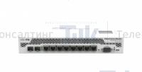 Изображение Маршрутизатор MikroTik Cloud Core Router CCR1009-8G-1S-1S+PC
