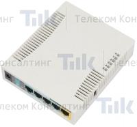 Изображение Маршрутизатор MikroTik RouterBoard RB951Ui-2HnD