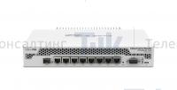 Изображение Маршрутизатор MikroTik Cloud Core Router CCR1009-8G-1S-PC