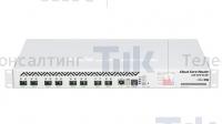 Изображение Маршрутизатор MikroTik Cloud Core Router CCR1072-1G-8S+