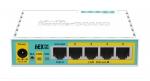 Маршрутизатор MikroTik hEX PoE lite (RB750UPr2)