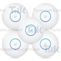 Изображение Точки доступа Ubiquiti UniFi AC Pro 5 Pack