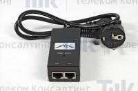 Изображение Блок питания Ubiquiti Carrier POE Adapter 15V 12W (0.8A)