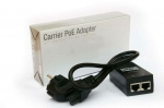 Блок питания Ubiquiti Carrier POE Adapter 48V 24W (0.5A)