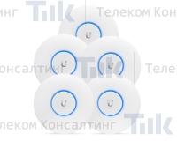 Изображение Точки доступа Ubiquiti UniFi AC Lite 5-Pack
