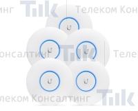 Изображение Точки доступа Ubiquiti UniFi AC LR 5-Pack