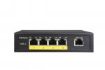 5-портовый Fast Ethernet PoE коммутатор FS6204P