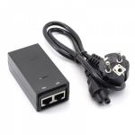 Блок питания Ubiquiti Gigabit POE Adapter 48V 24W (0.5A)